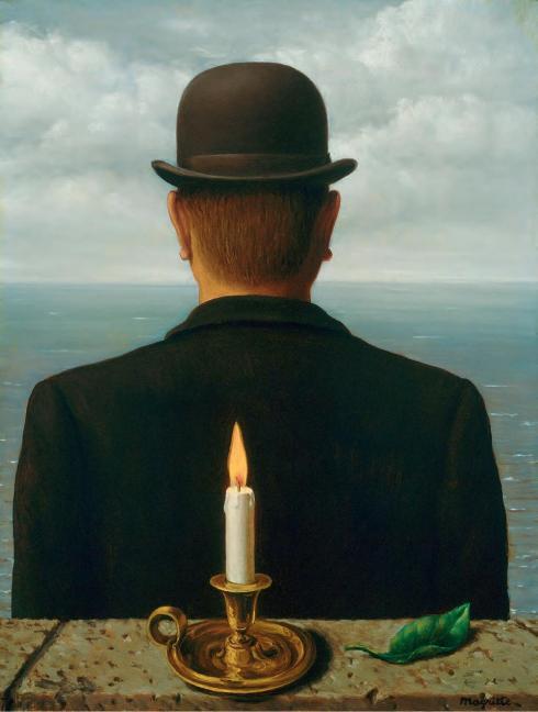 """Rene Magritte. """"Le chant des sirènes"""""""
