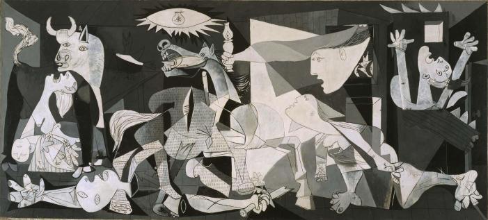 "Pablo Picasso. ""Guernica"""