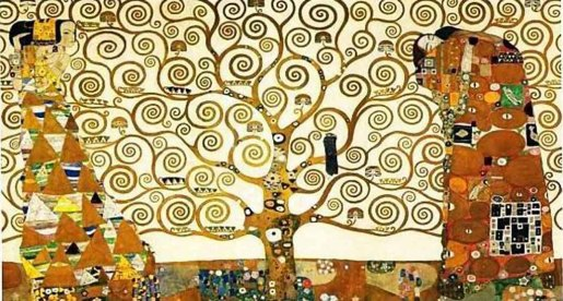 """Gustave Klimt. """"El árbol de la vida"""""""