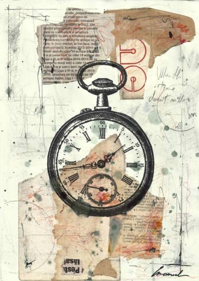 "Emanuel M. Ologeanu. ""When time doesn't matter""."
